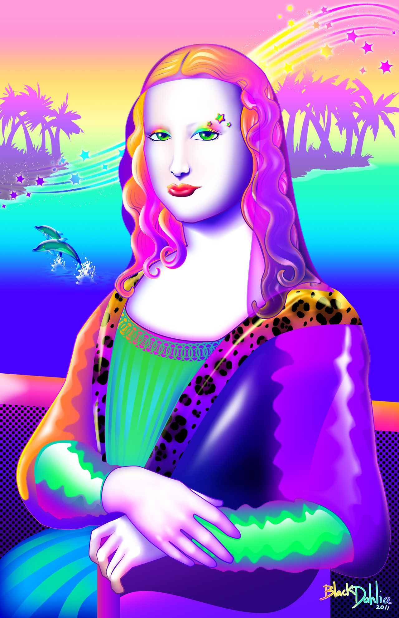 Free Lisa Frank Wallpaper WallpaperSafari