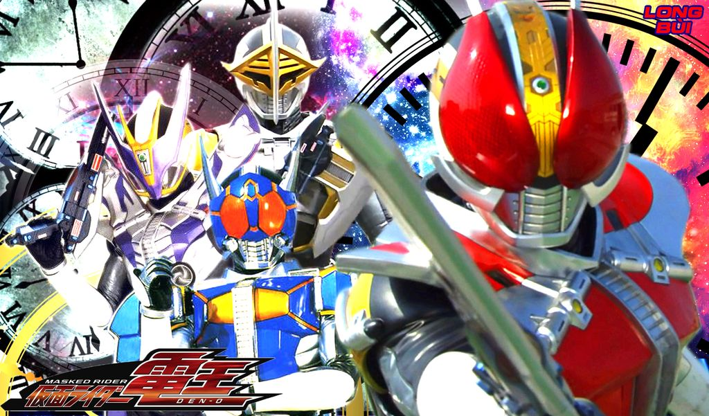 Wallpaper Kamen Rider Den O   Wallpaper Tokusatsu 1024x601