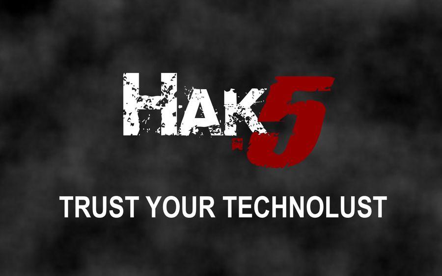 Hak5 Wallpaper by Scheiber 900x563