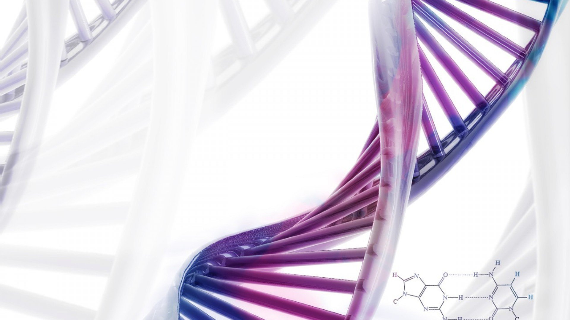 chromosome Dna Pattern Genetic 3 d Psychedelic Wallpapers HD 1920x1080
