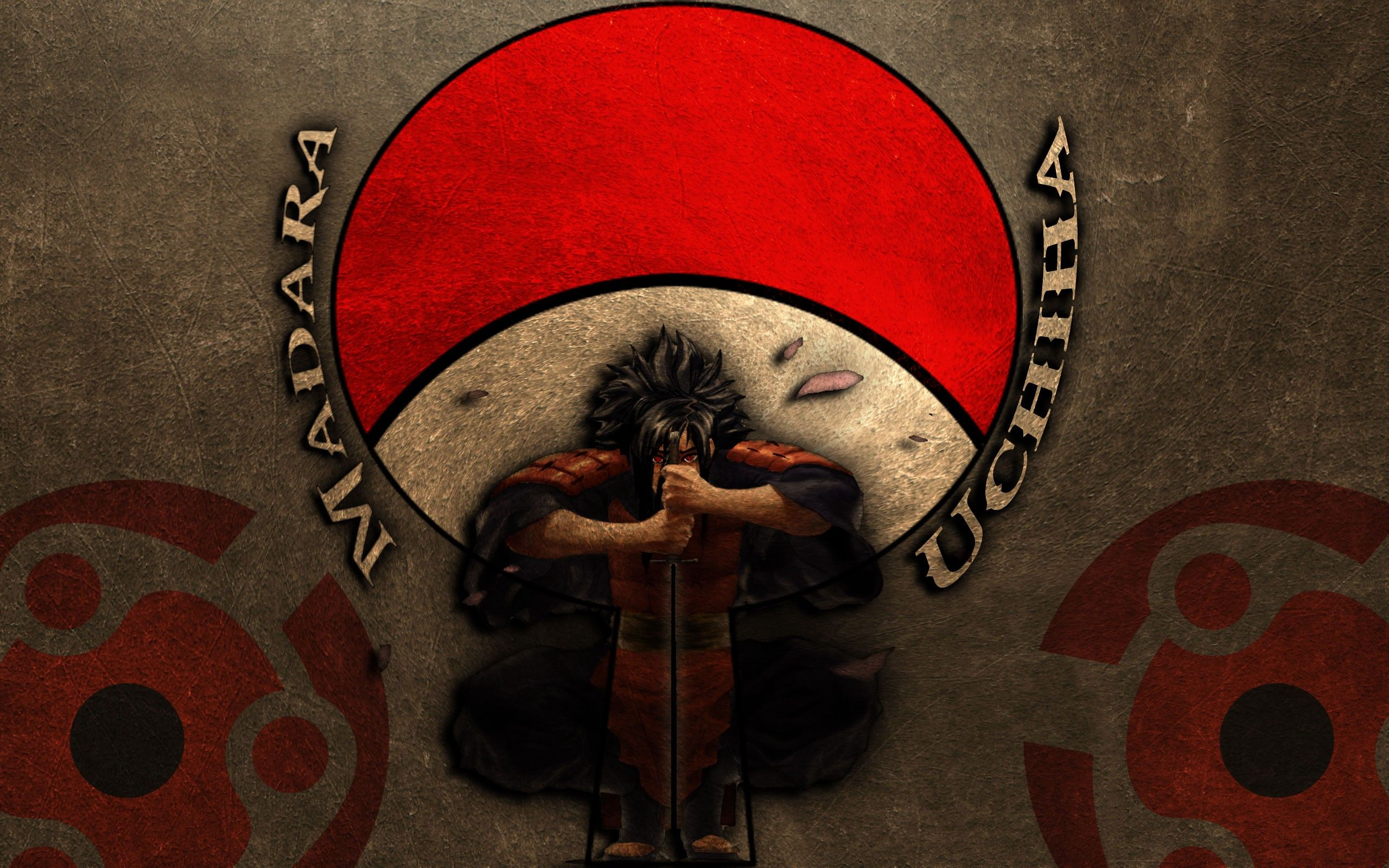 Wallpapers For Uchiha Clan Symbol Wallpaper 2560x1600