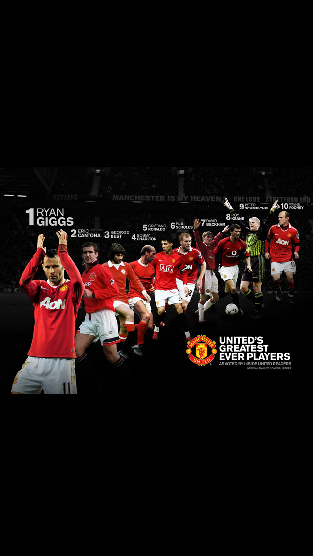 Download Manchester United Wallpaper Iphone
