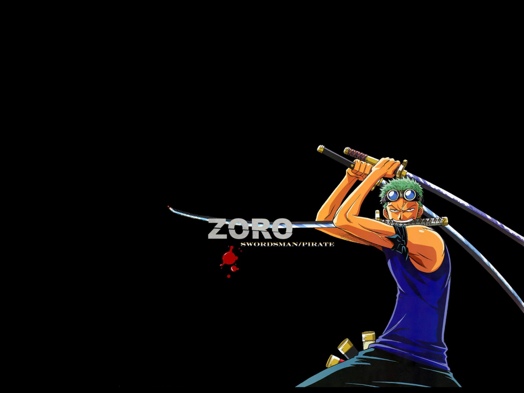 Free Download Roronoa Zoro Wallpaper One Piece Anime 3d