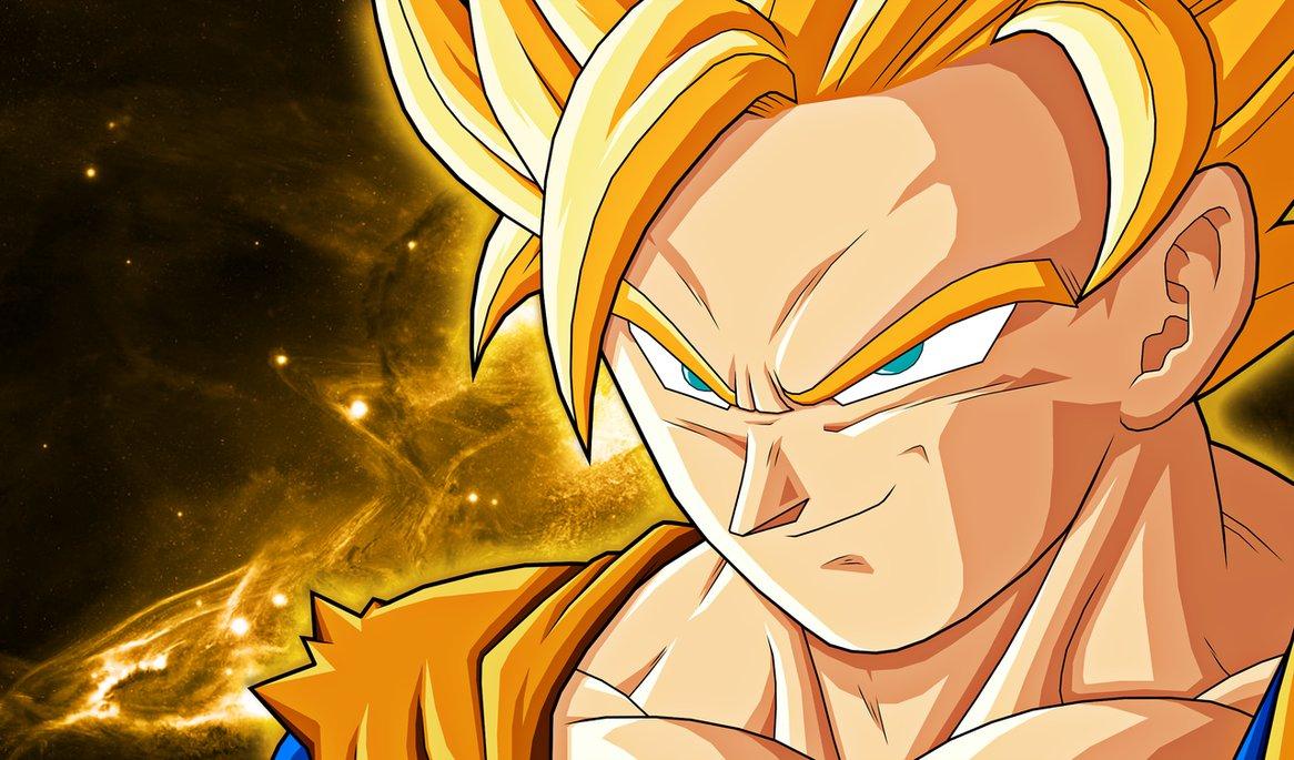 Free Download Goku Ssj Wallpapers Wallpaper Goku Ssj