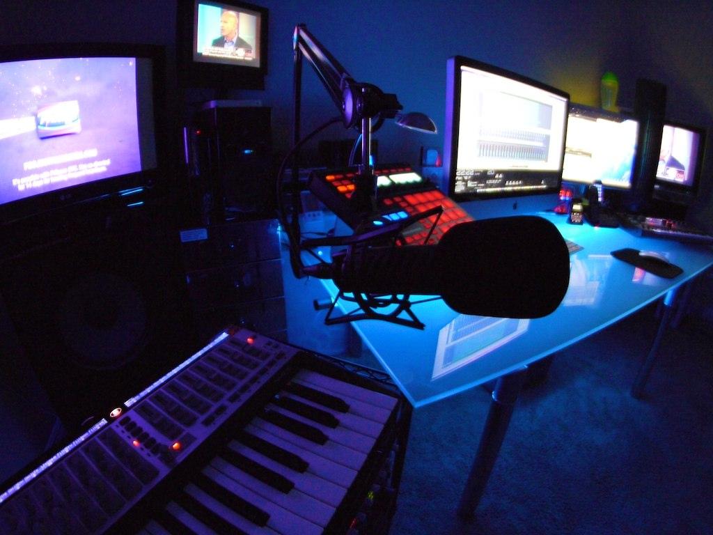 Hd Wallpaper Recording Studio Joy Studio Design Gallery   Best 1024x768