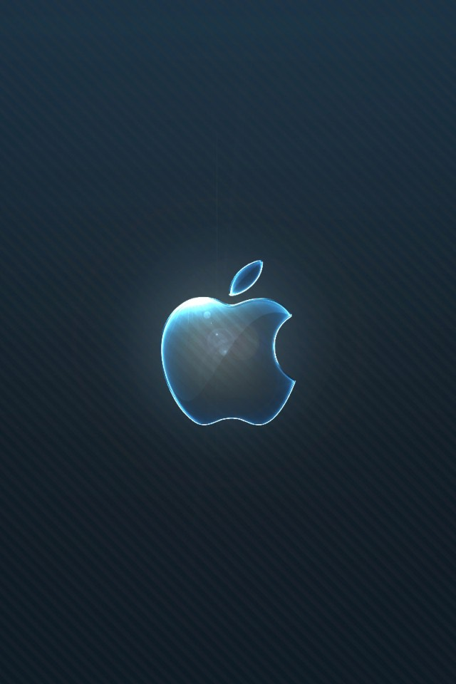 Apple Logo Wallpaper for iPhone 4 05 iPhone 4 Wallpapers iPhone 4 640x960
