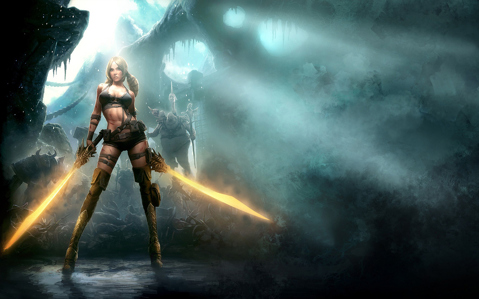 HD Video Game Wallpaper Game Wallpaper for both Mobile 1680x1050