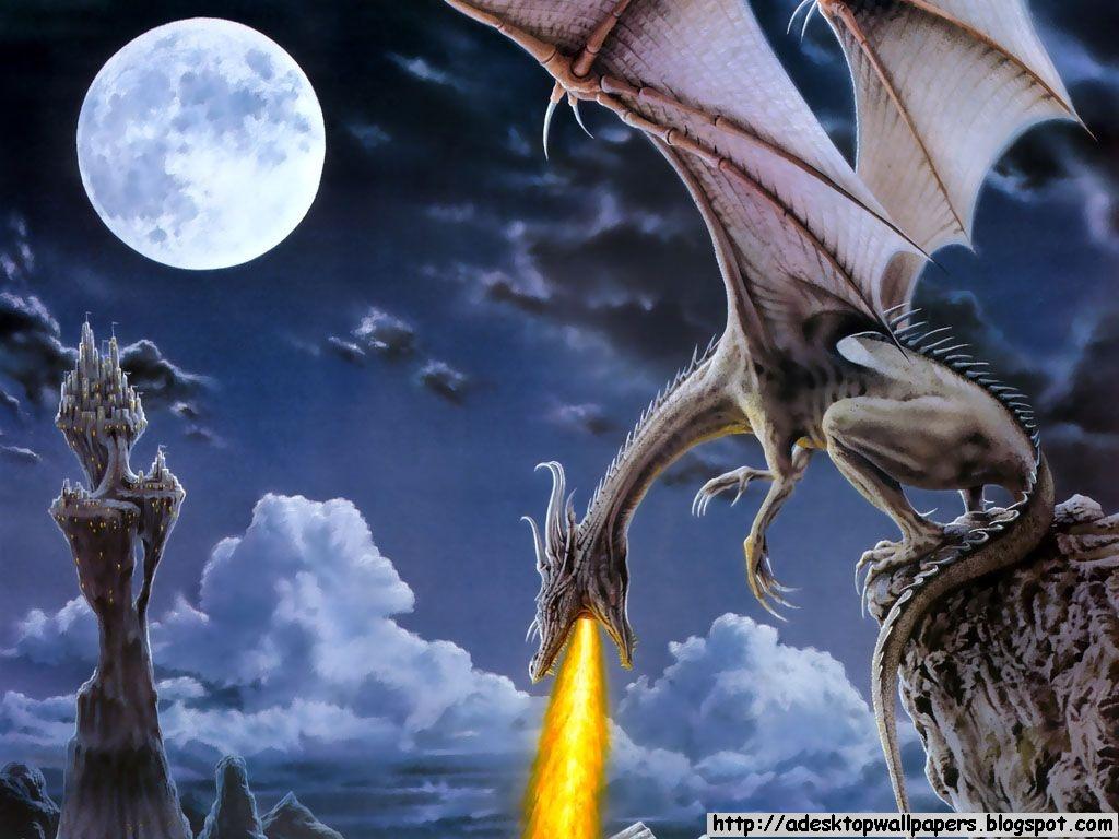 Dragon Fantasy Wallpaper   wwwwallpapers in hdcom 1024x768