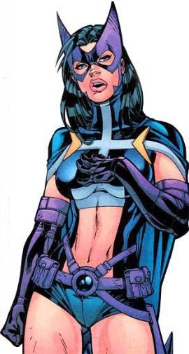 DC Comics Huntress Sexy 270x505
