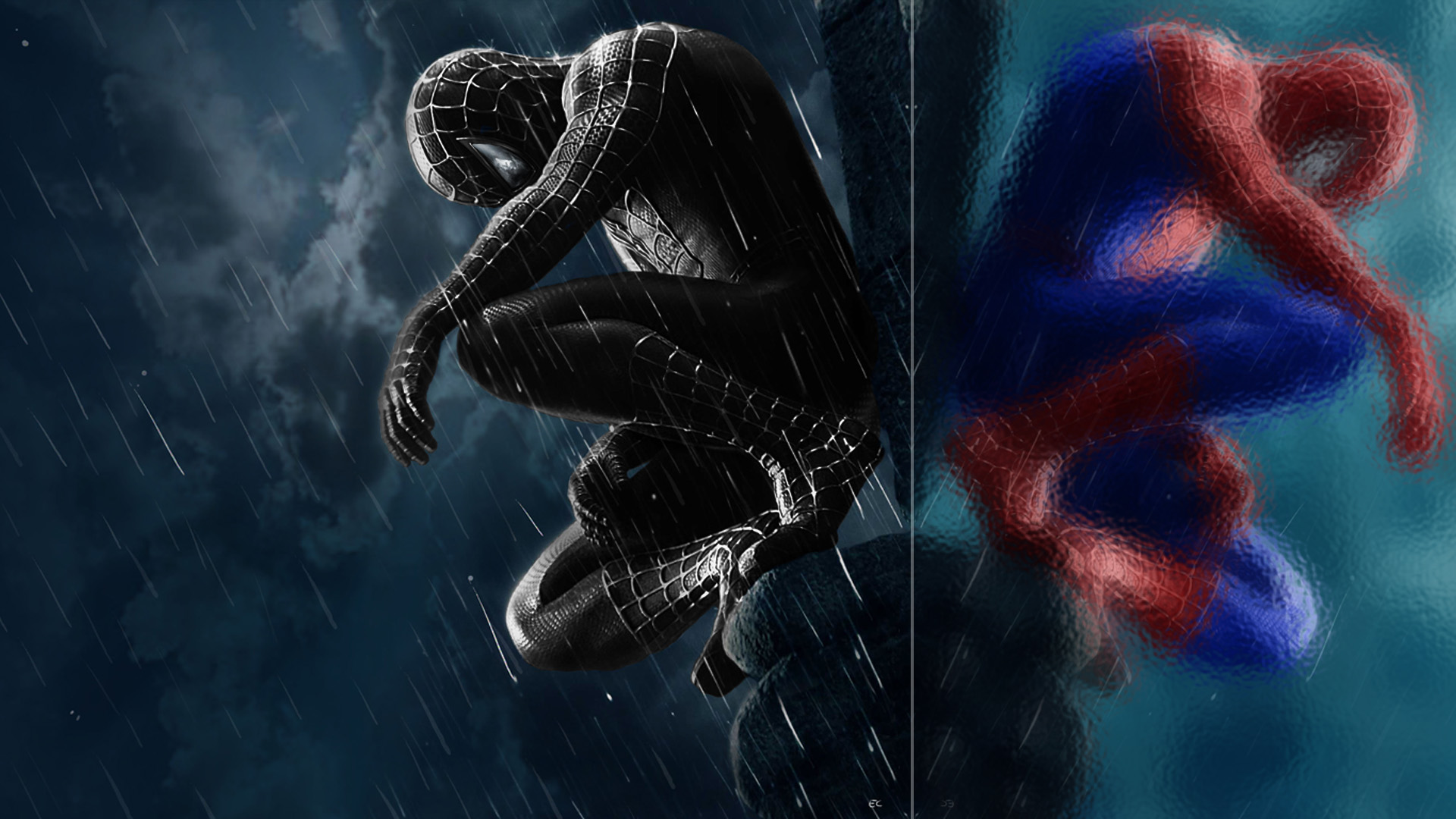 cool spiderman backgrounds