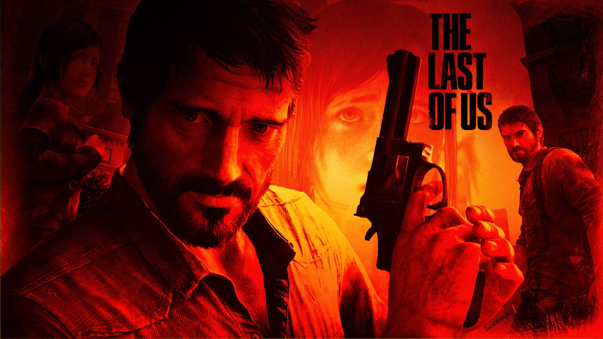 The Last of Us Wallpaper HD Page 2 1920x1080
