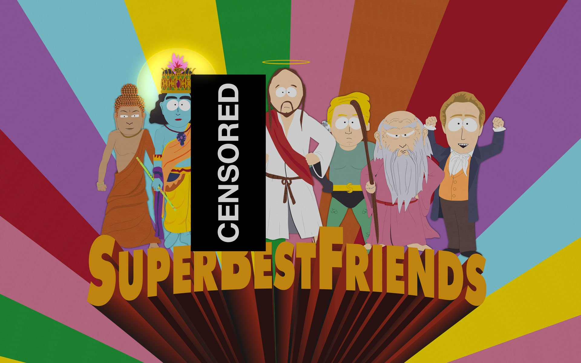 3D South Park Wallpapers   wwwwallpapers in hdcom 1920x1200