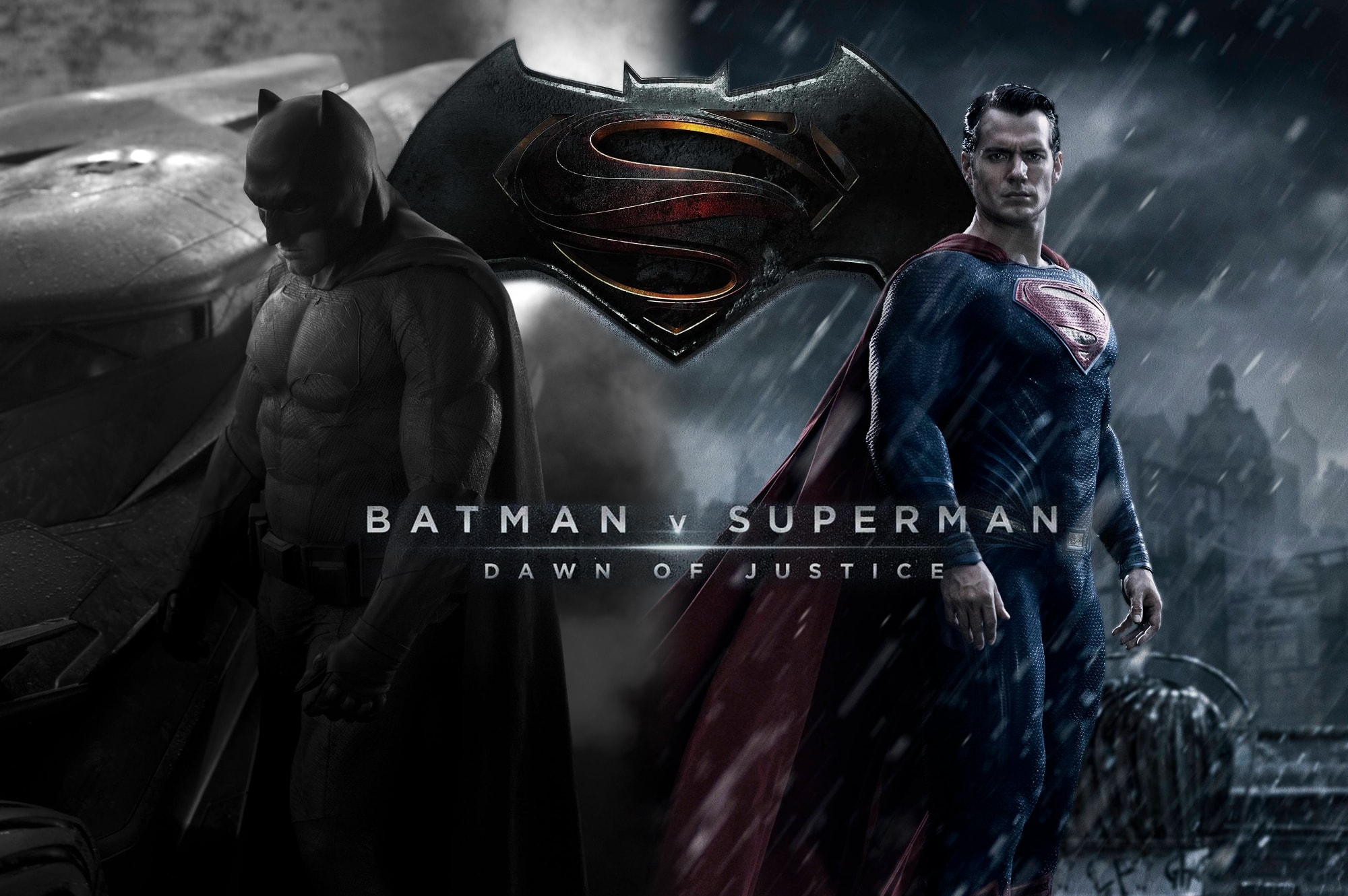 Batman Vs Superman Dawn Of Justice HD Wallpapers 7wallpapersnet 2000x1330