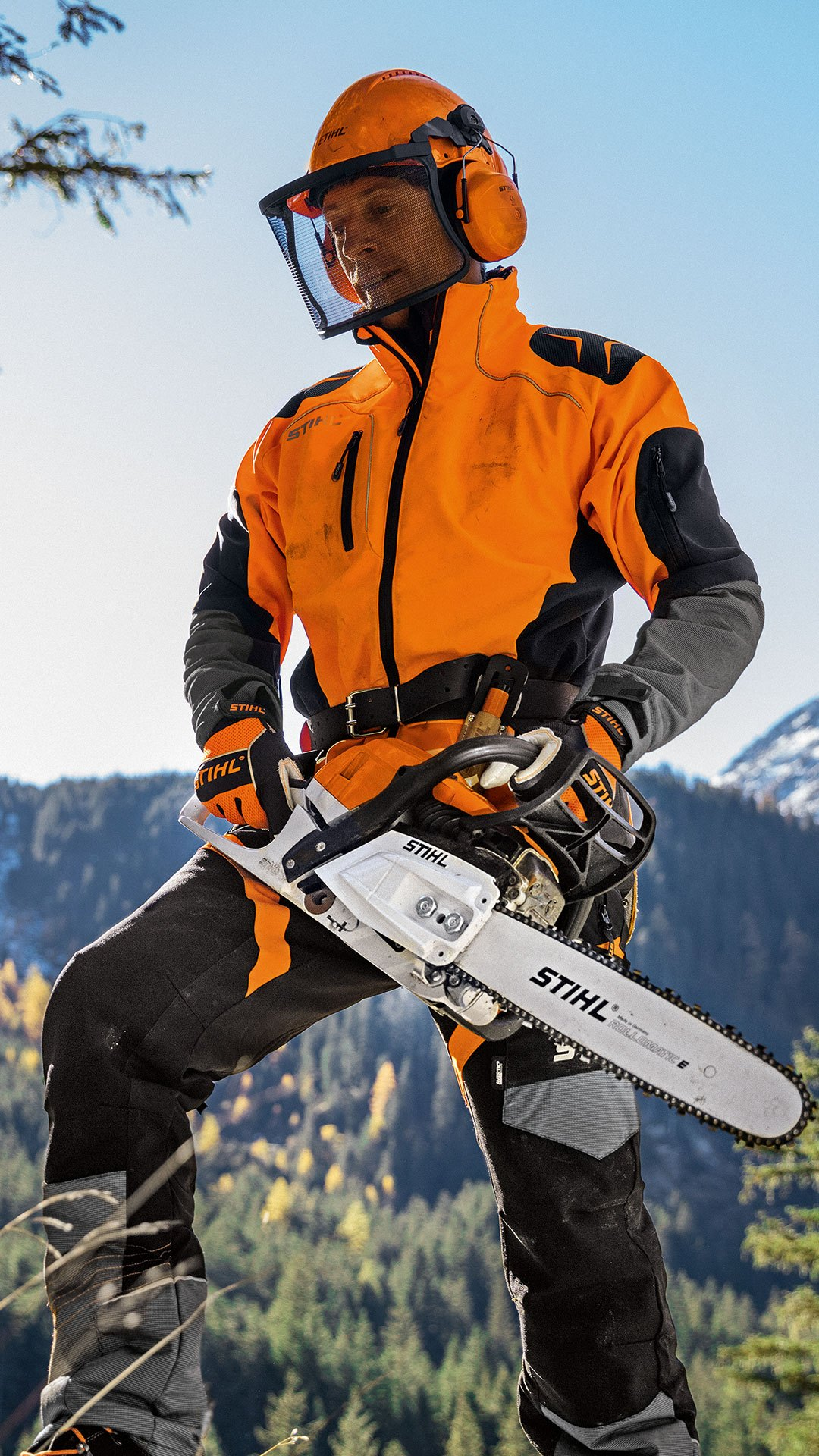 Stihl Ms   Stihl Hd Wallpapers Backgr 1072455   PNG Images   PNGio 1080x1920