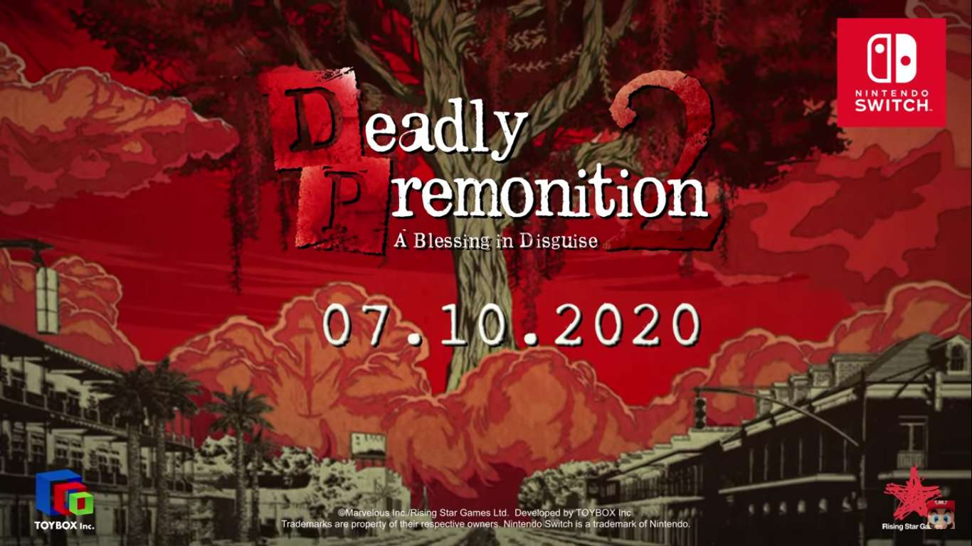 Deadly Premonition 2 A Blessing in Disguise Is Headed For 1366x768