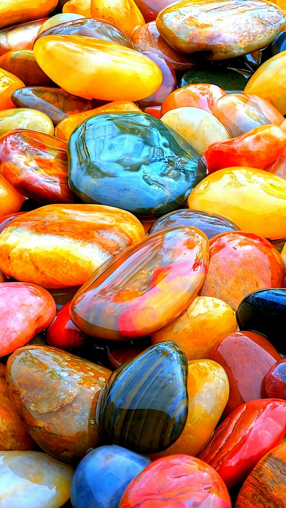 Nature Stone wallpaper Colorful wallpaper Nature wallpaper