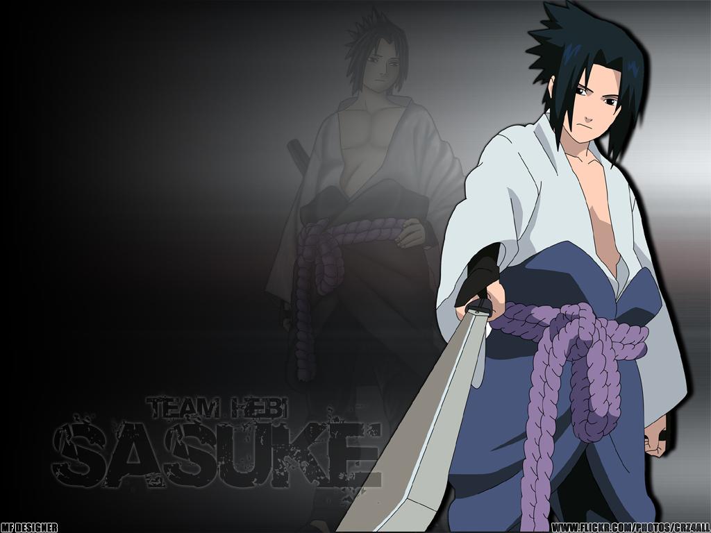 Uchiha Sasuke With Sword Kusanagi Image Picture HD Wallpaper Wallsev 1024x768