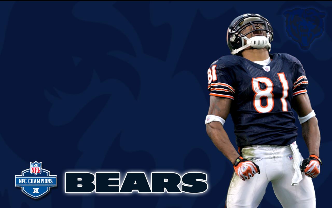 Wallpaper Pick NFL Chicago Bears Widescreen Wallpaper 1280x800