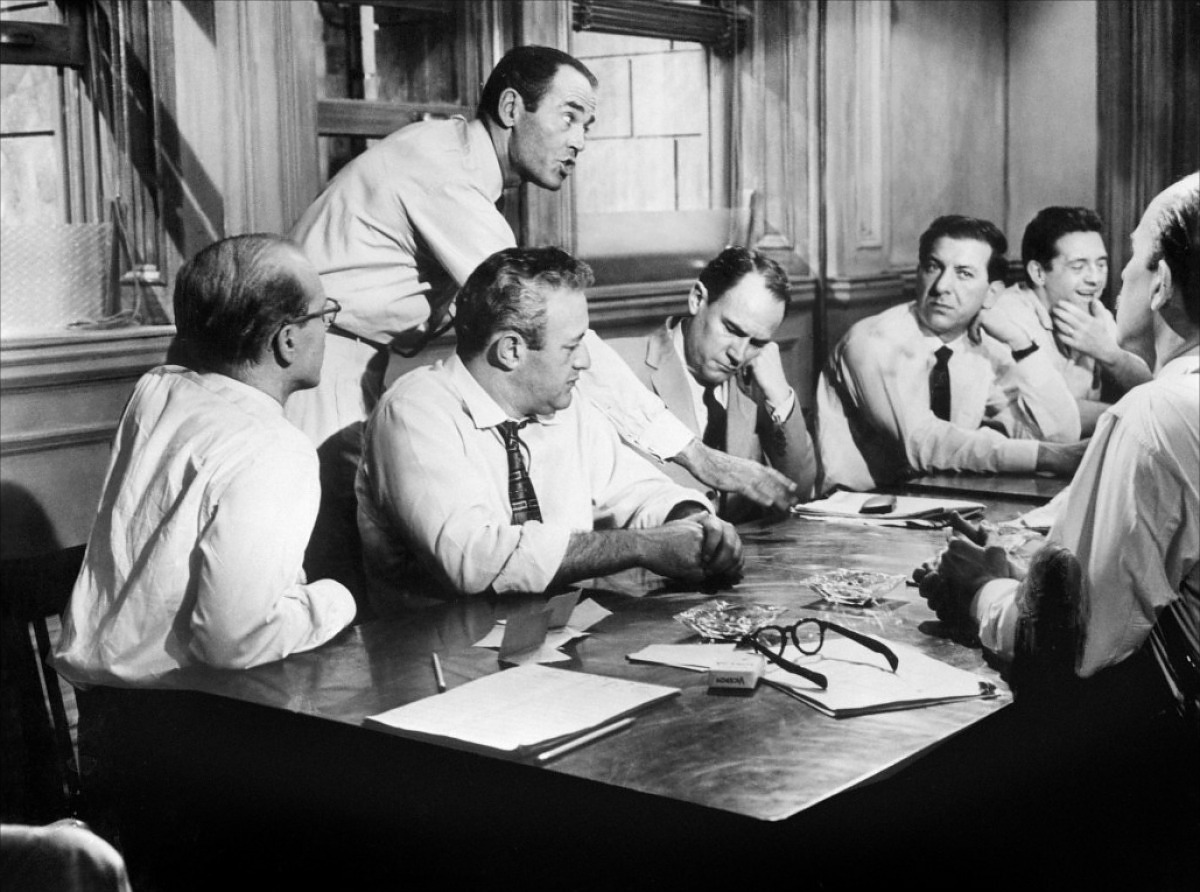 12 Angry men HD Windows Wallpapers 1200x892