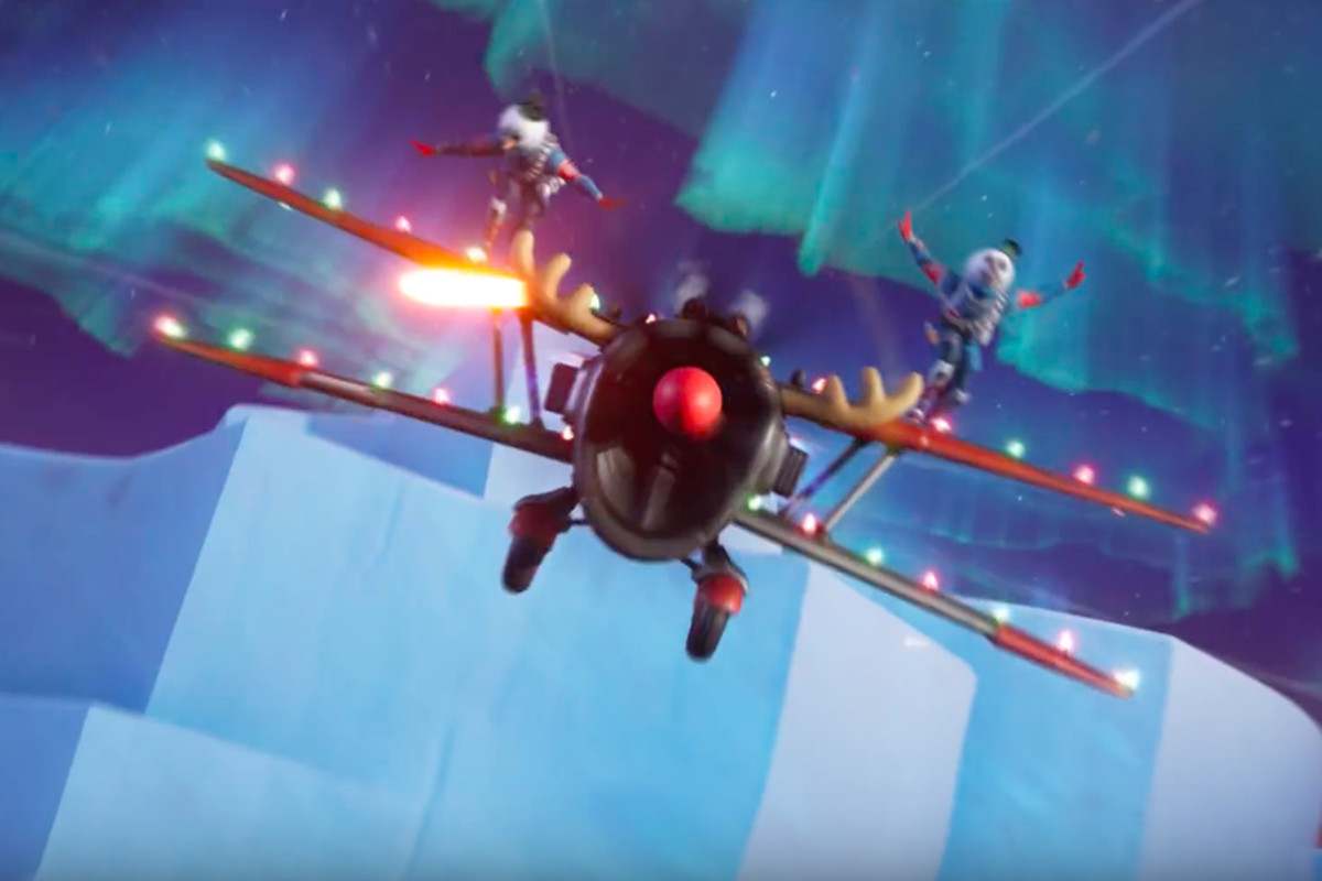 Fortnite season seven adds planes and now people are playing it 1200x800