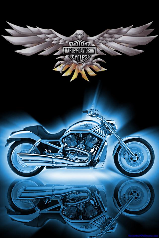 Harley Davidson Wallpaper For Iphone Wallpapersafari