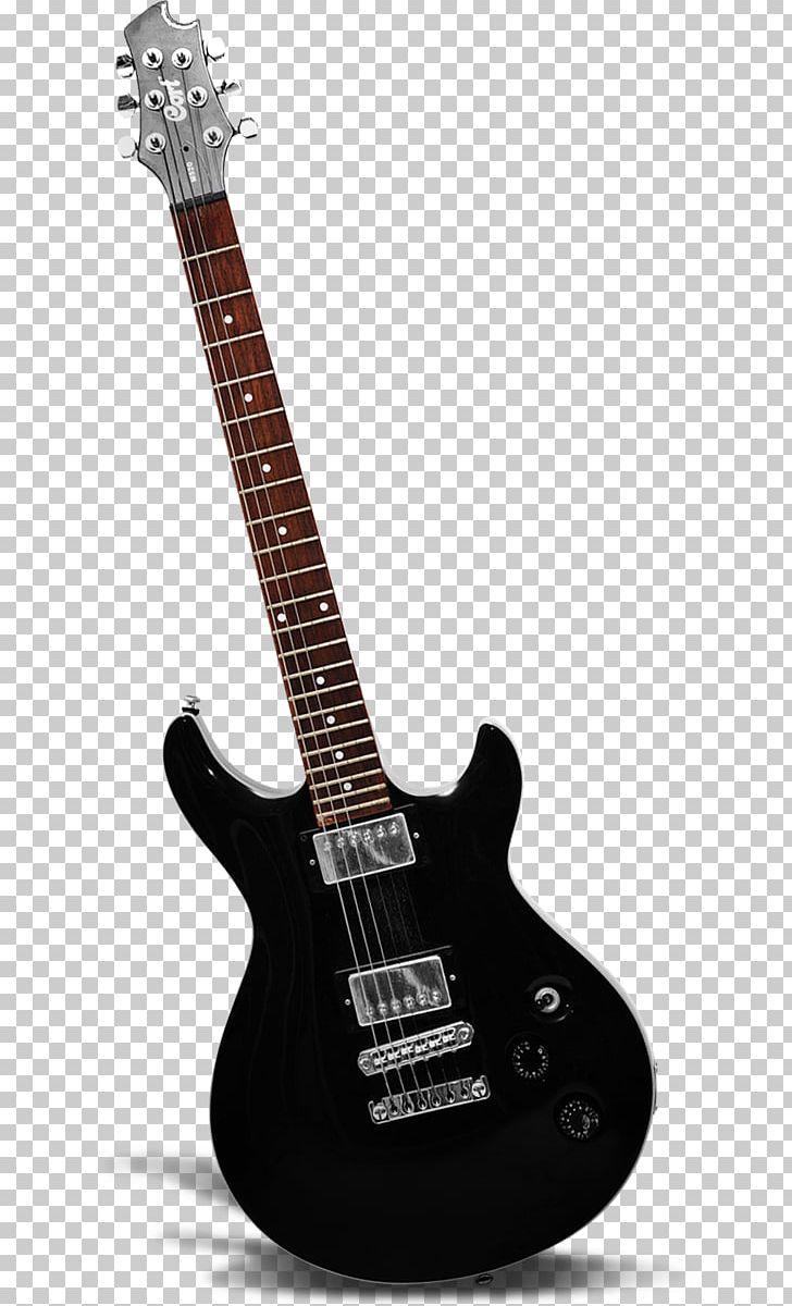 Electric Guitar Acoustic Guitar PNG Clipart Acousticelectric 728x1200