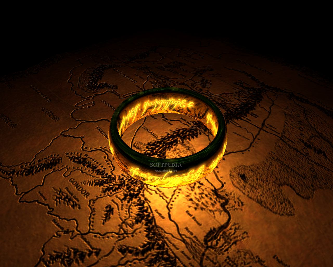 lord of the rings MILOBEE 1280x1024