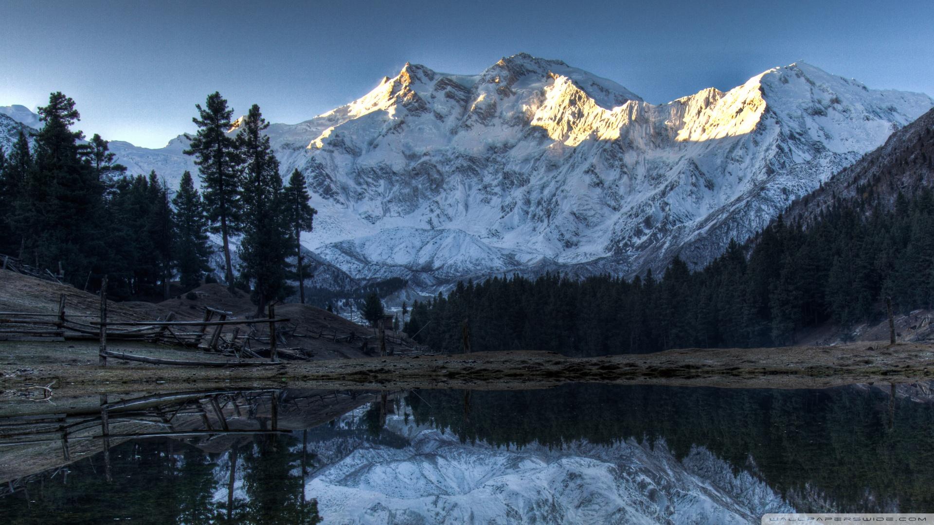 Peaks In Himalaya Wallpaper 1920x1080 Peaks In Himalaya 1920x1080