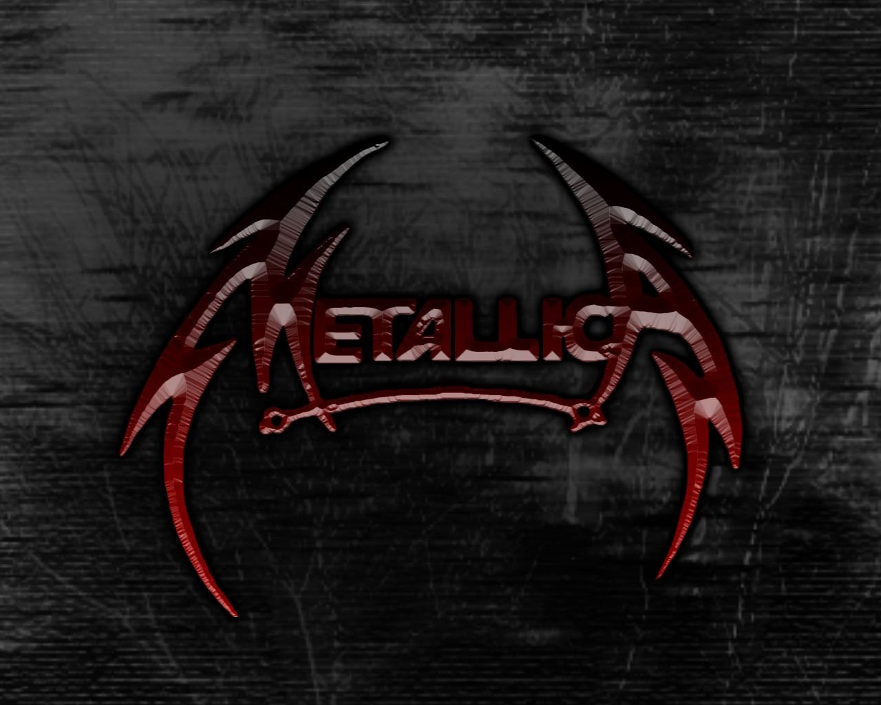 Metallica Logo Wallpaper  14   Metallicawallpapercom 1280x1024