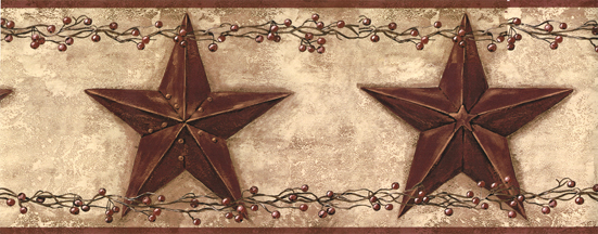 Country Stars Wallpaper