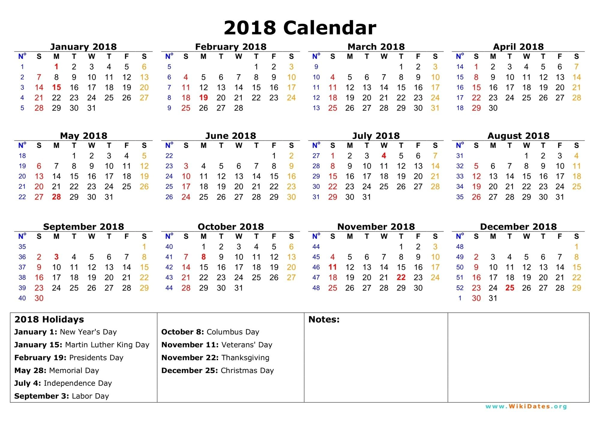 January 2018 Calendar HD 4k Wallpapers   HDWall4kCom 2037x1440