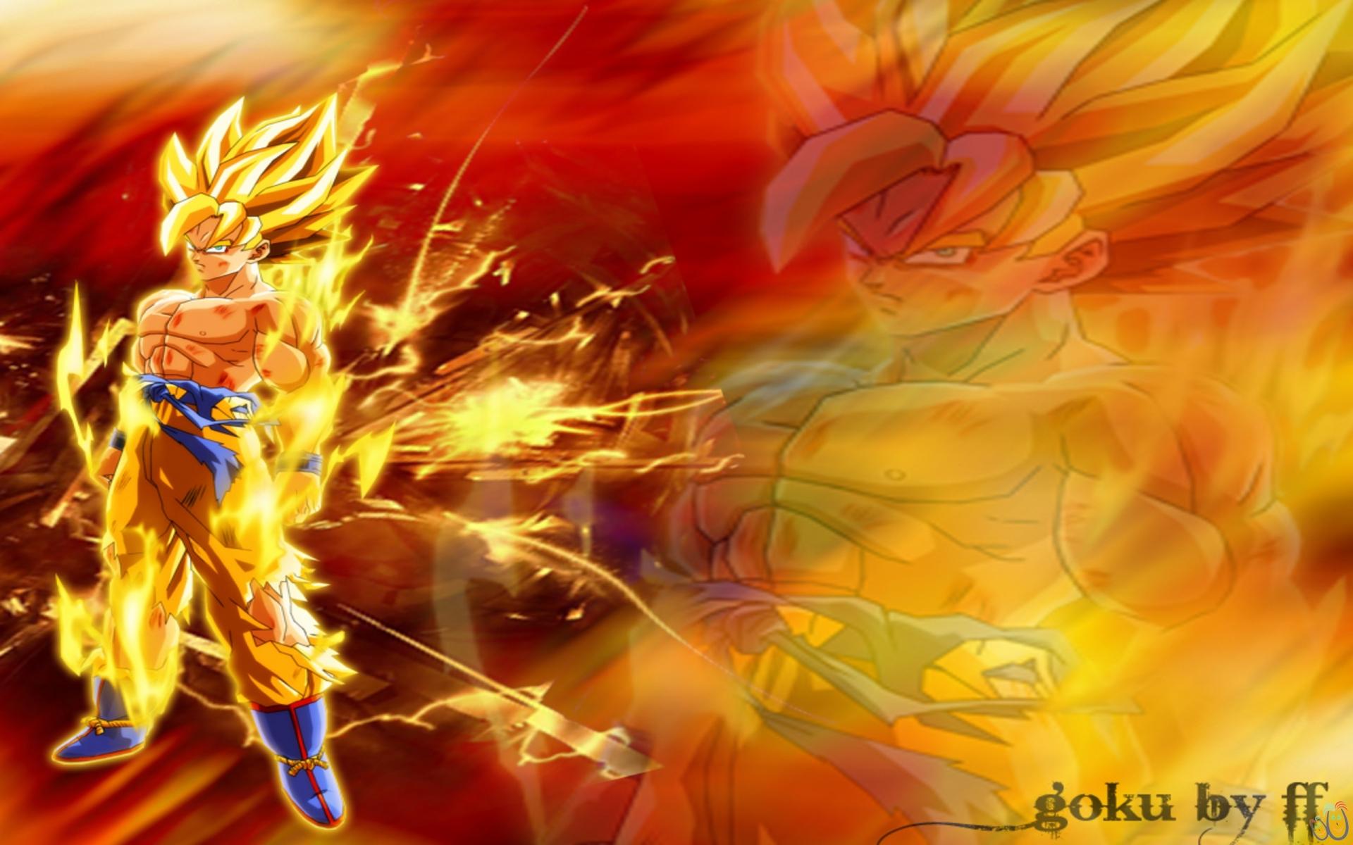 Dragon Ball Z Goku Wallpapers High Quality Download 1920x1200