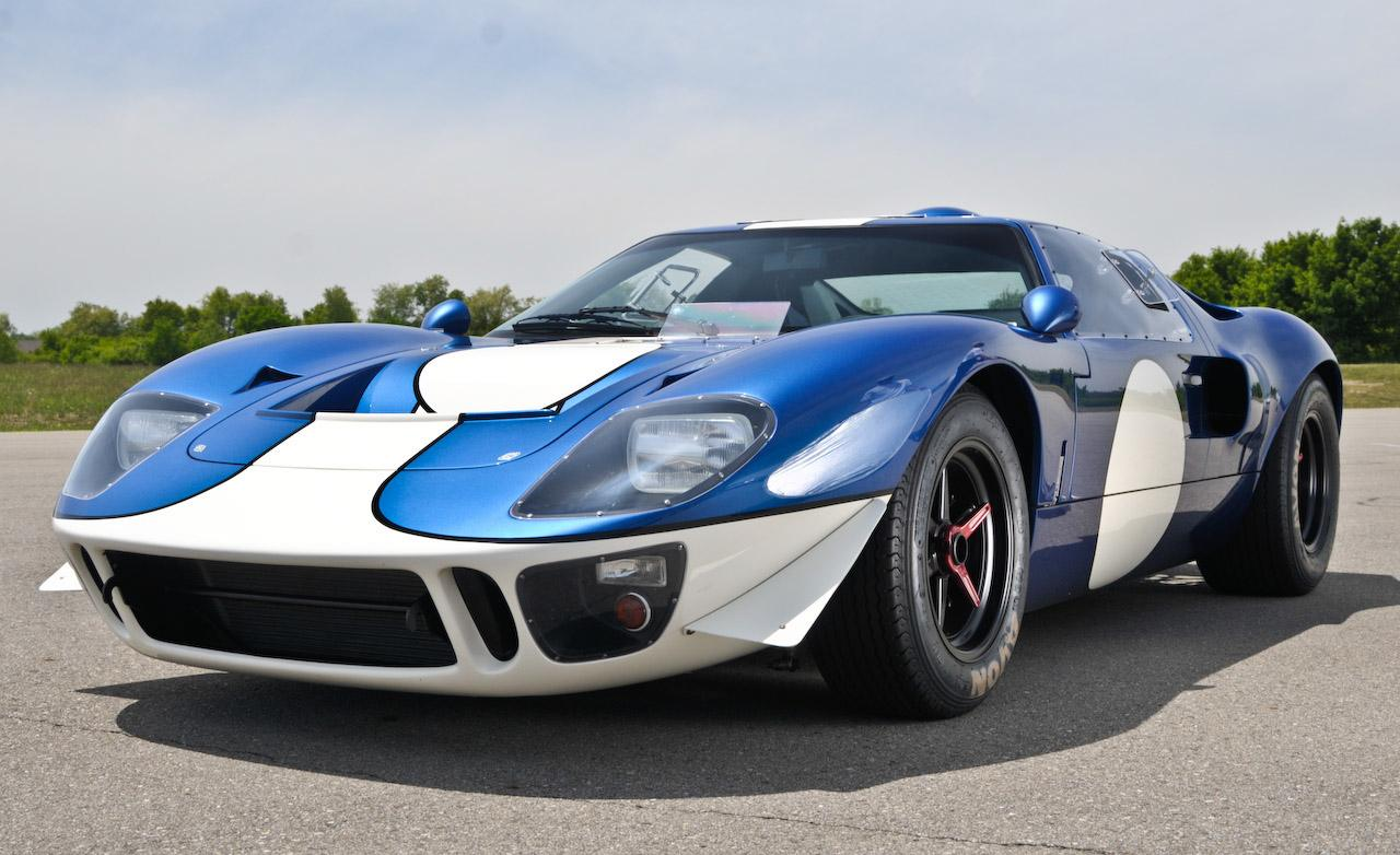 New Ford Gt40.html   Autos Post