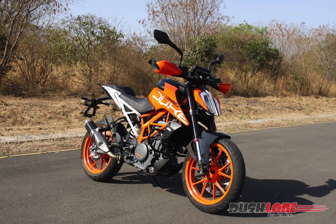 2017 KTM Duke 390 Review   More Tangy More Fun 1280x854