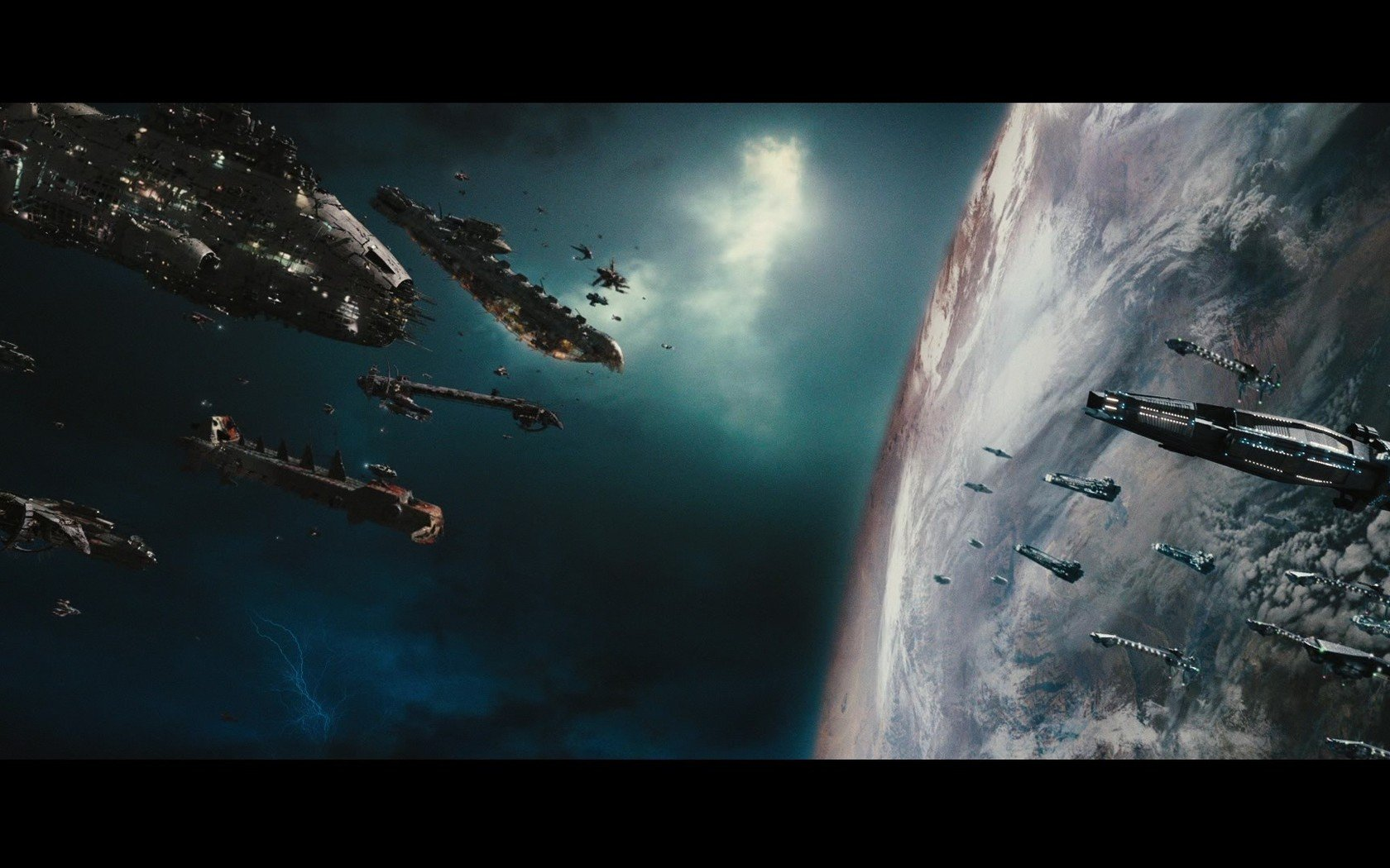 Download Serenity space battle wallpaper 1680x1050