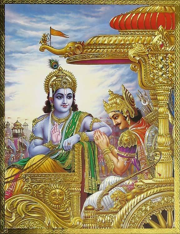 Bhagavad Gita wallpapers Part 9 577x750
