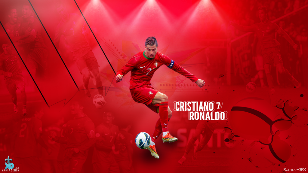 Free Download Cristiano Ronaldo Wallpaper Portugal By Ramos