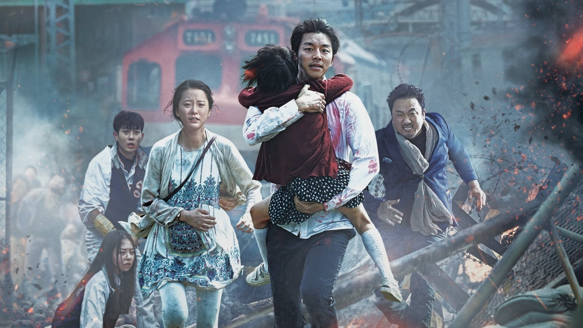 13 Train to Busan HD Wallpapers Background Images 1920x1080