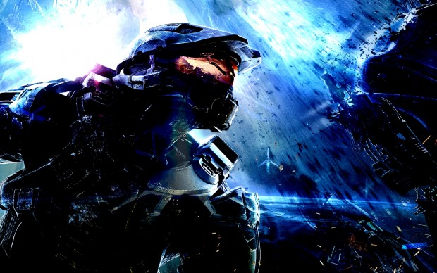 Halo Wallpaper HD download Wallpapers Backgrounds Images Art 620x388