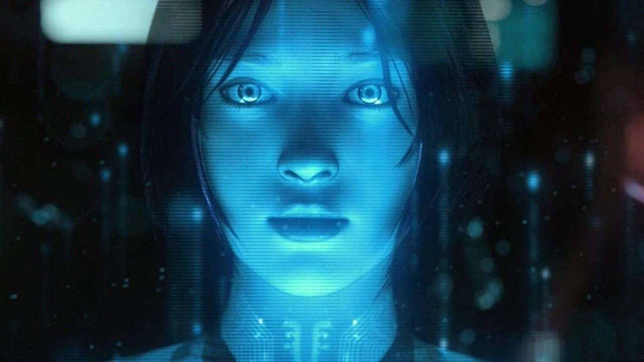 Free Download Cortana Halo 4 Game Wallpaper 1280x720 For