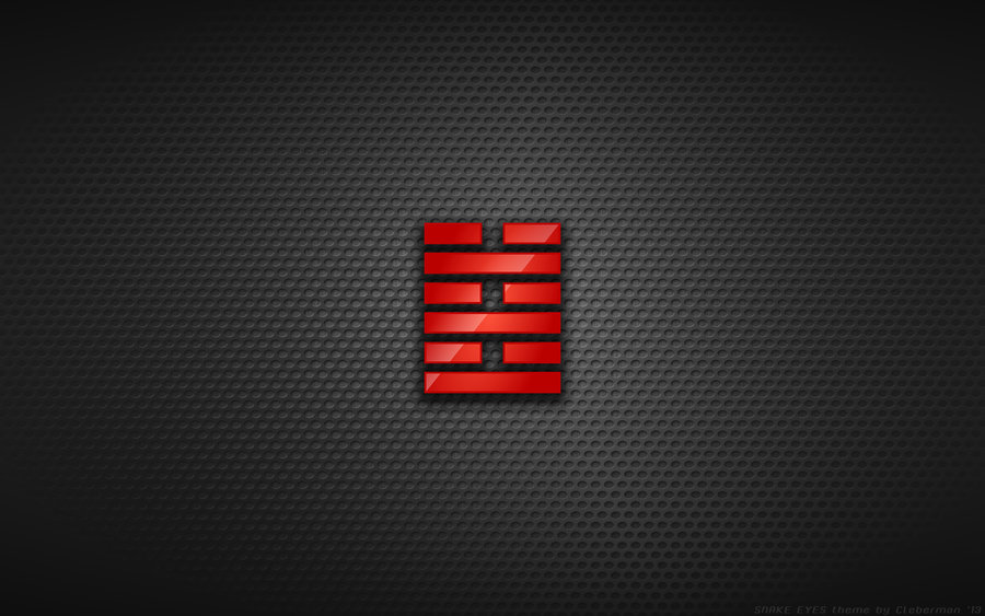 Wallpaper   Snake Eyes Arashikage Clan Logo by Kalangozilla on 900x563