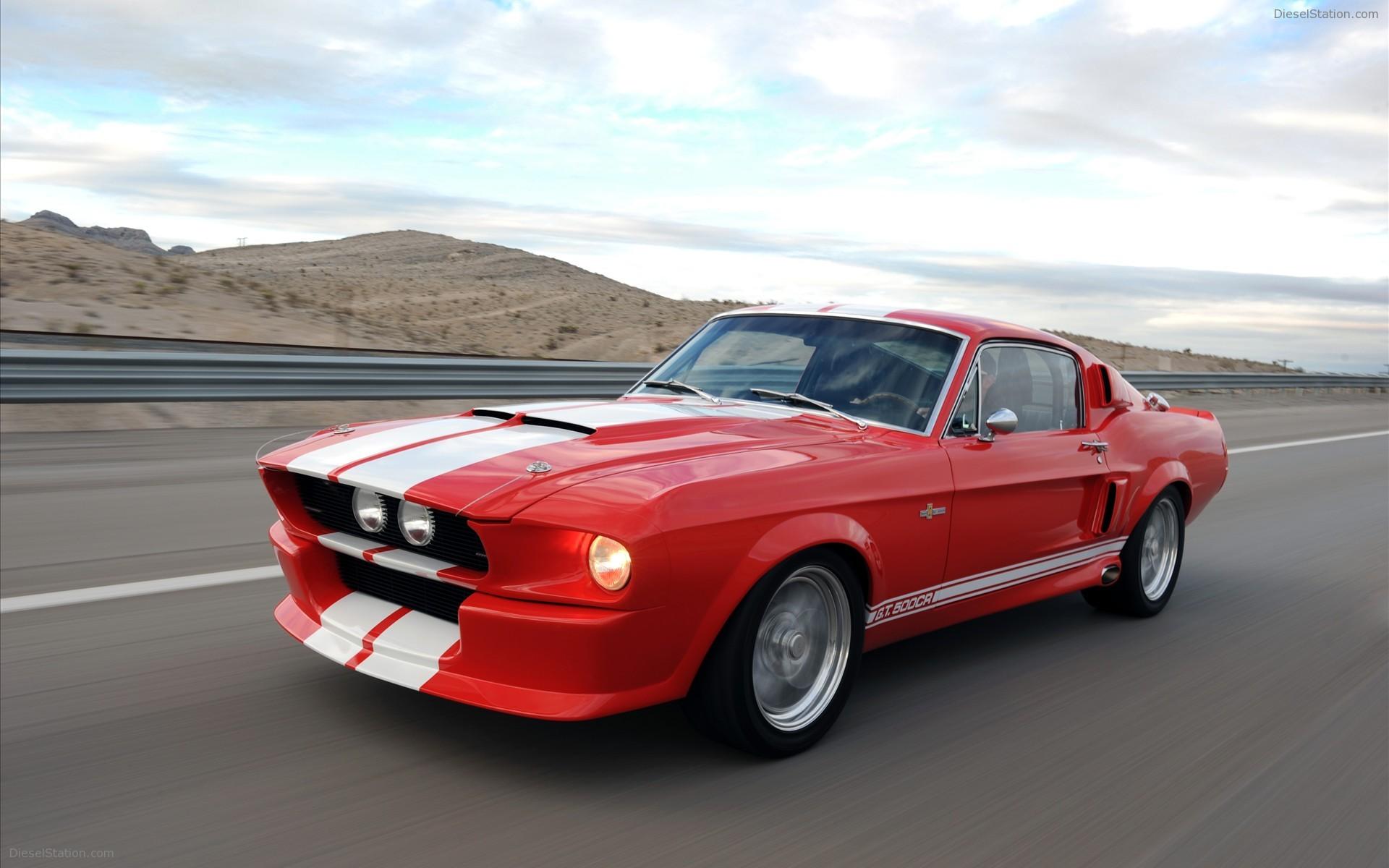 67 Mustang Wallpaper Wallpapersafari