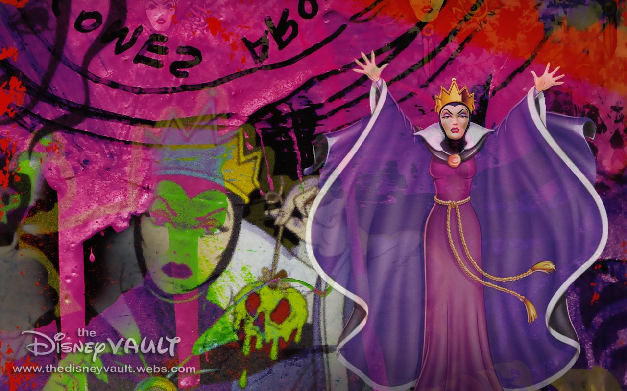 [49+] Disney Villains Wallpaper and Screensavers on ...Disney Evil Queen Song