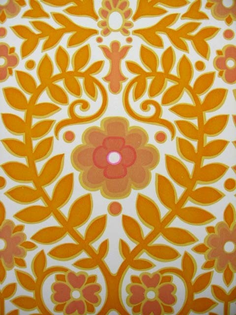 1970s wallpaper patterns 1970s Pinterest 480x640