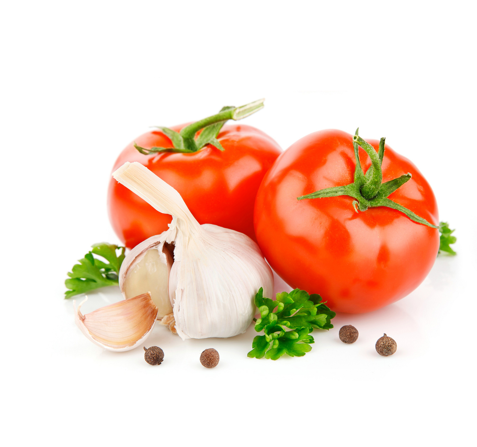 White Background Fruit and Vegetables 2 1600x1500
