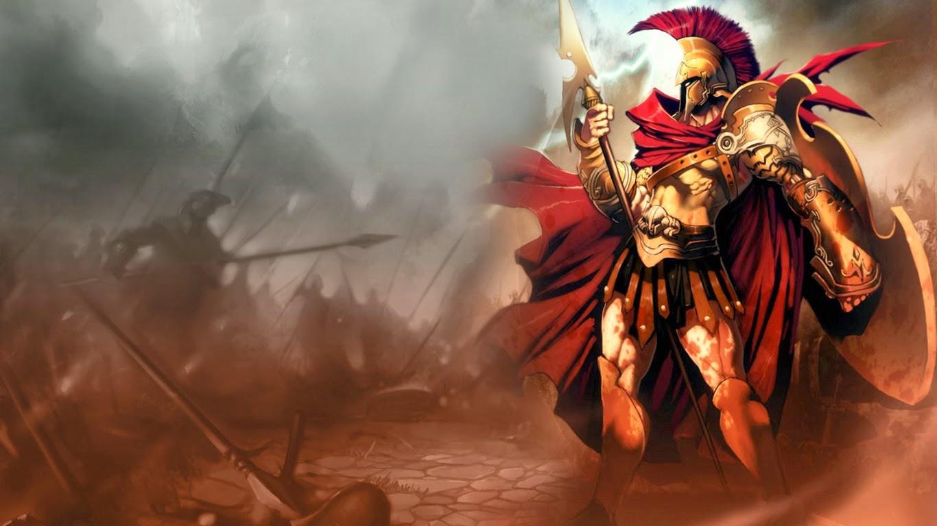 Pantheon League of Legends Wallpaper, Pantheon Desktop Wallpaper