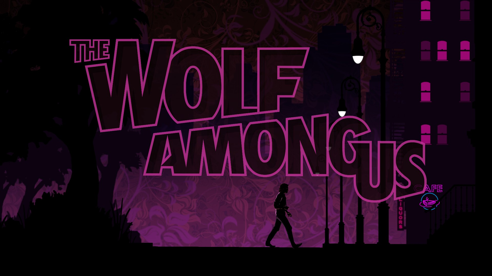 THE WOLF AMONG US game t wallpaper 1920x1080 169413 WallpaperUP 1920x1080