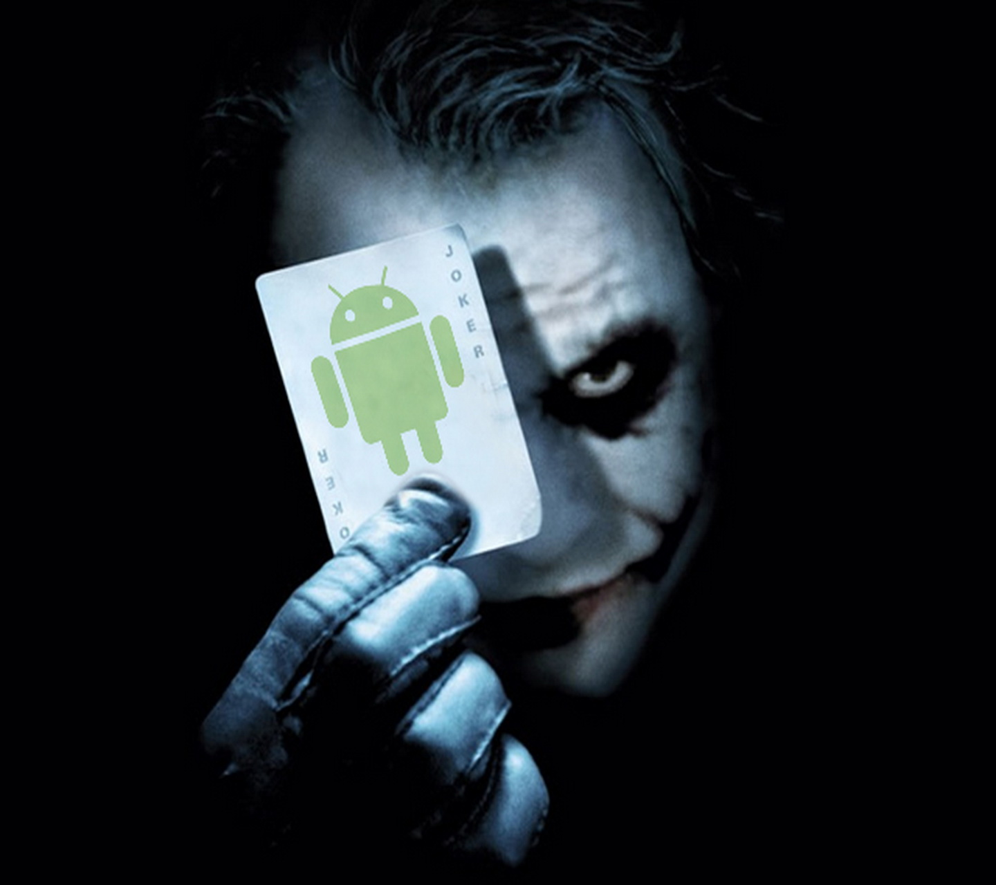 Android robot joker card hd wallpaper hd wallpaper background hd view original size android robot joker card hd wallpaper hd forwallpaperscom voltagebd Images
