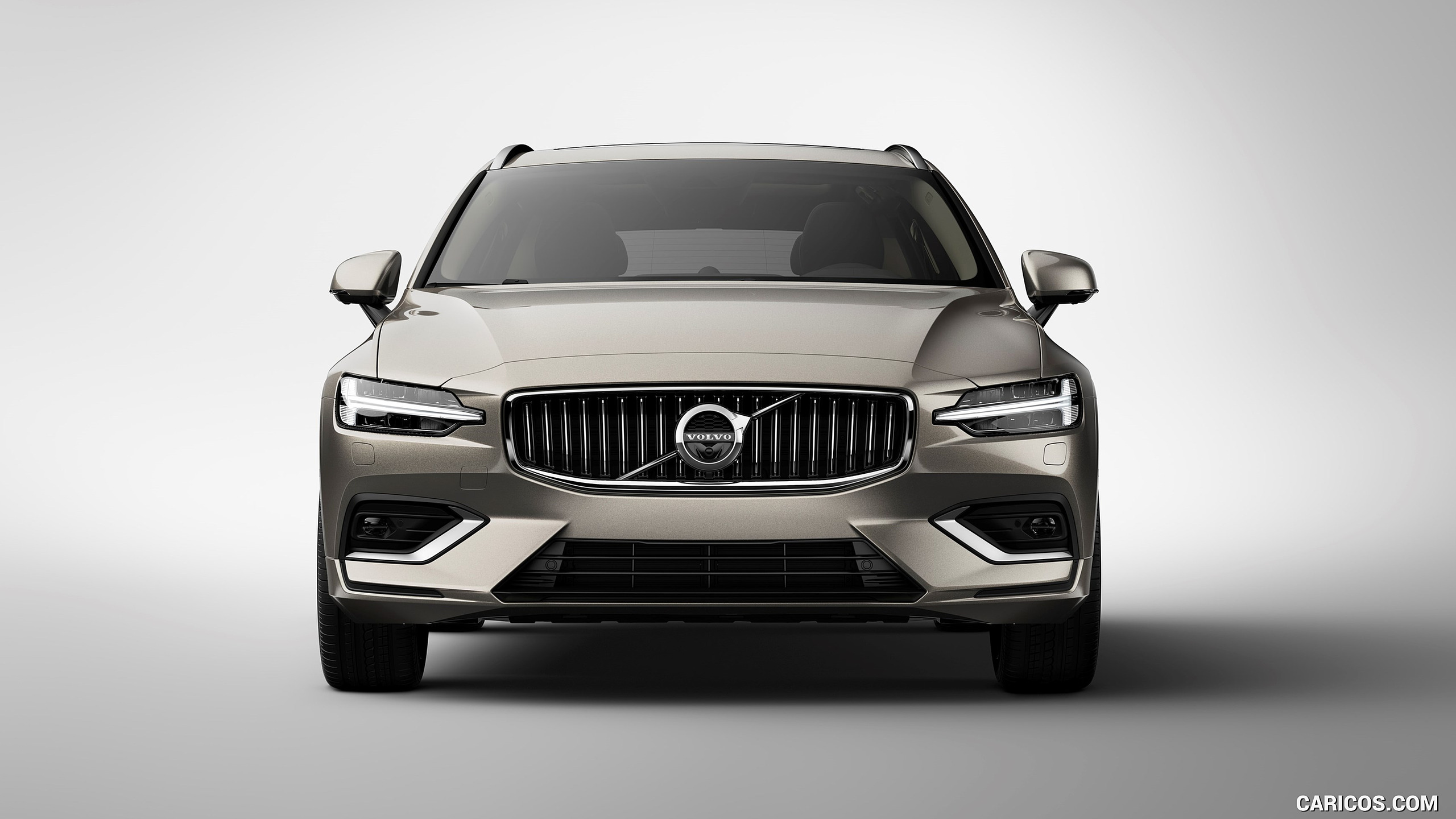 2019 Volvo V60   Front HD Wallpaper 59 2560x1440