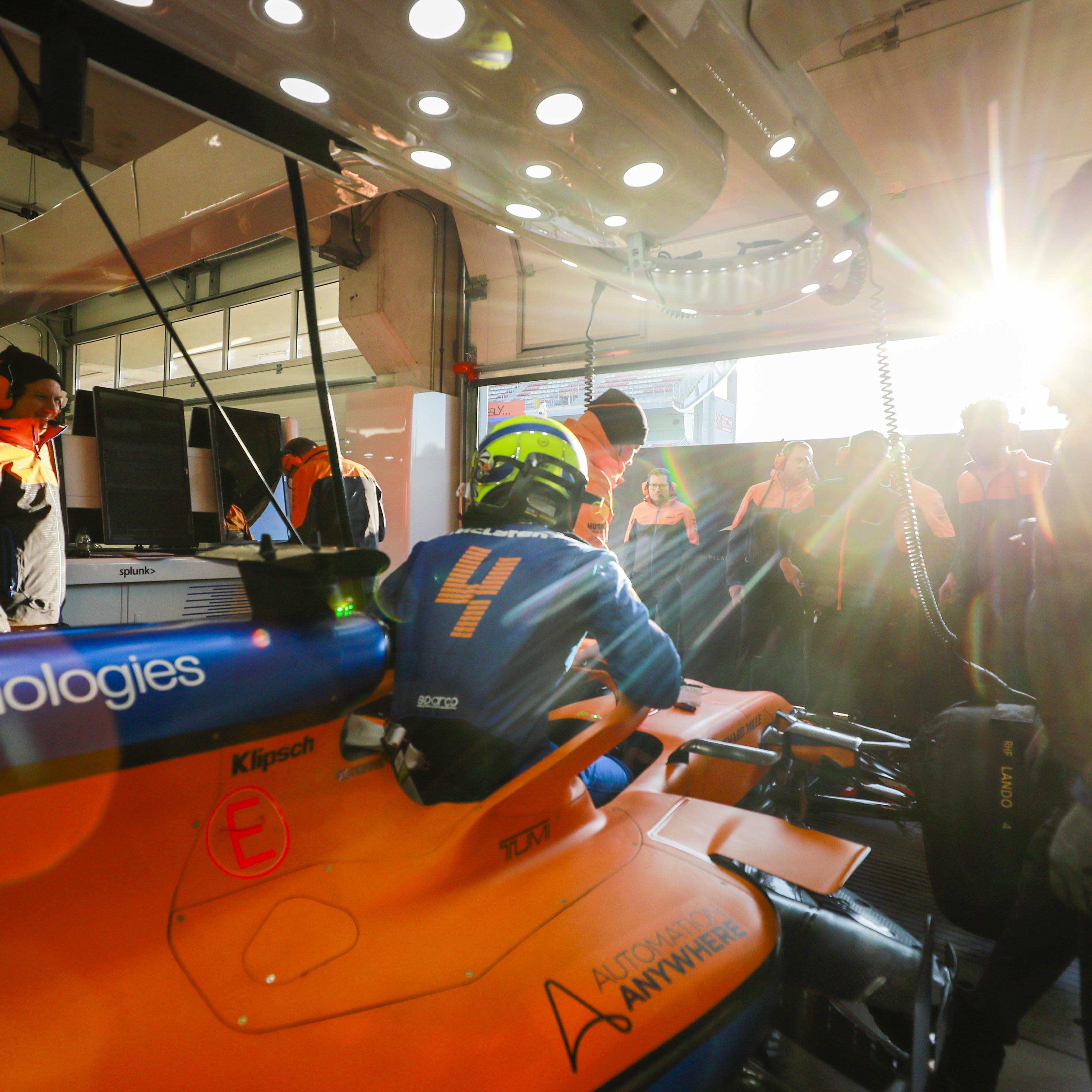 McLaren Racing Official Website 3420x3420
